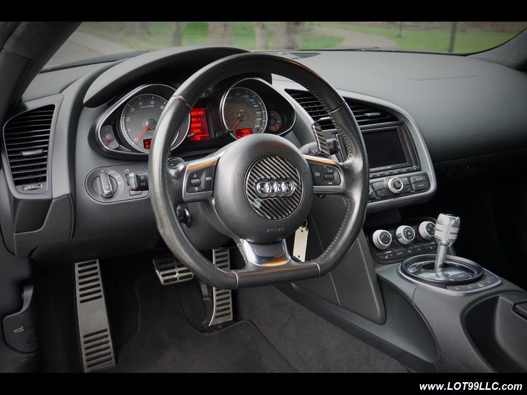 "2008 Audi R8 quattro 48K Low Miles 20 "" Black Wheels. - Photo 9 - Milwaukie, OR 97267"