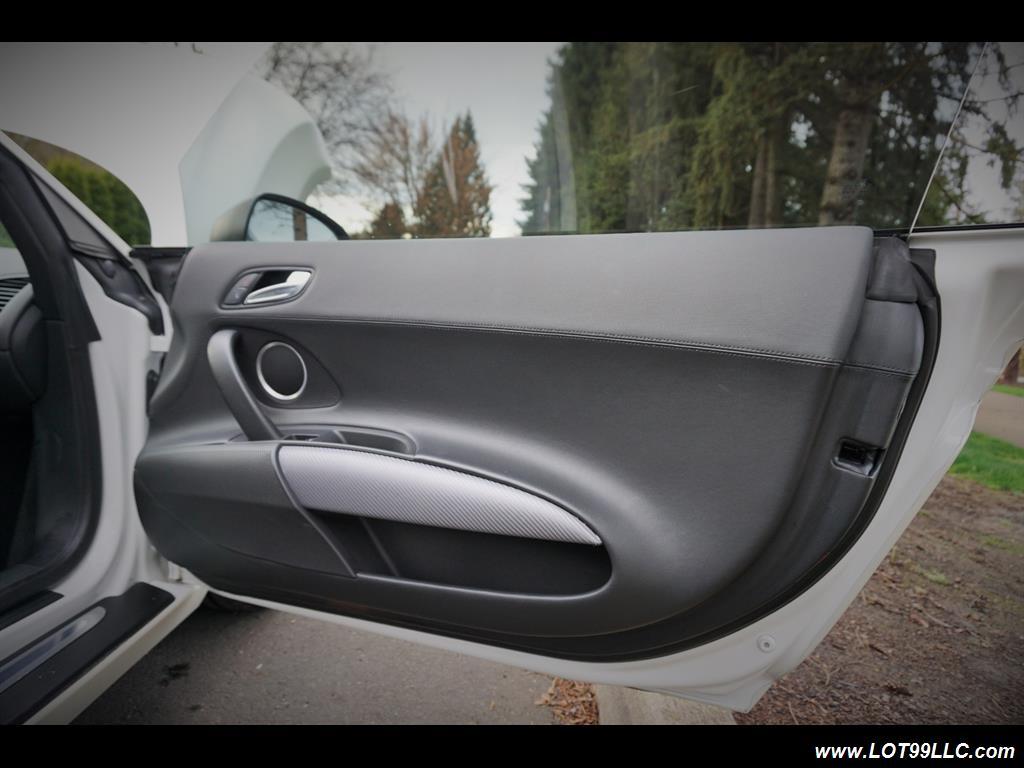 "2008 Audi R8 quattro 48K Low Miles 20 "" Black Wheels. - Photo 31 - Milwaukie, OR 97267"