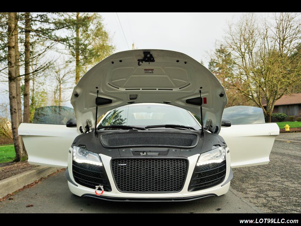 "2008 Audi R8 quattro 48K Low Miles 20 "" Black Wheels. - Photo 28 - Milwaukie, OR 97267"