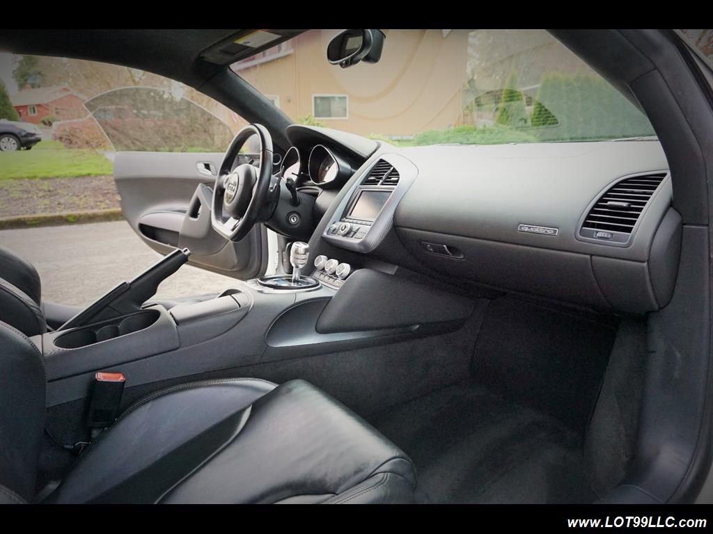 "2008 Audi R8 quattro 48K Low Miles 20 "" Black Wheels. - Photo 12 - Milwaukie, OR 97267"