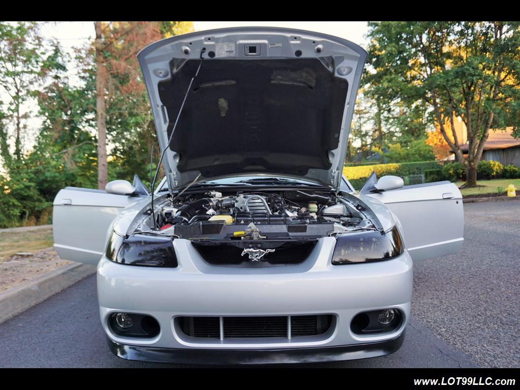 2003 Ford Mustang SVT Cobra 31K  10TH ANNIVERSARY - Photo 27 - Milwaukie, OR 97267