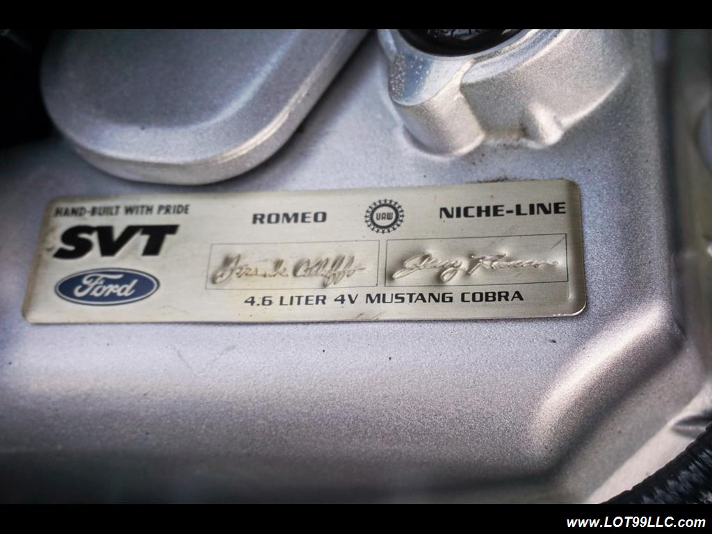 2003 Ford Mustang SVT Cobra 31K  10TH ANNIVERSARY - Photo 18 - Milwaukie, OR 97267