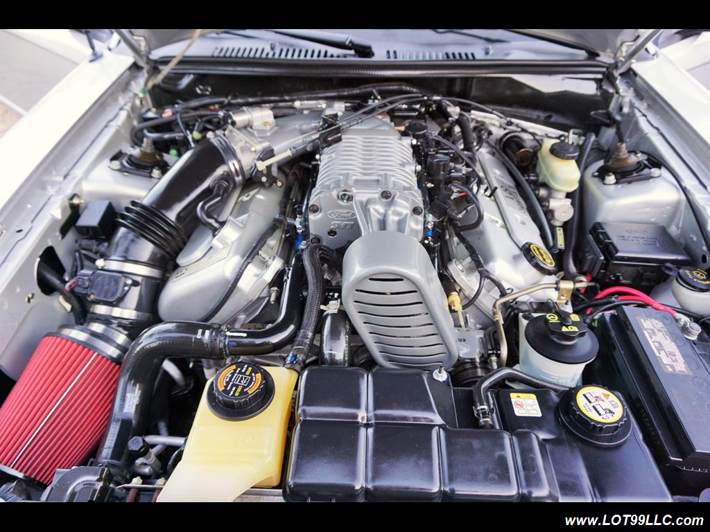 2003 Ford Mustang SVT Cobra 31K  10TH ANNIVERSARY - Photo 16 - Milwaukie, OR 97267