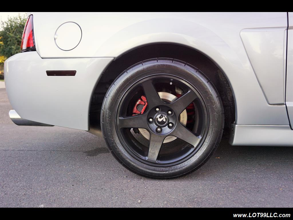 2003 Ford Mustang SVT Cobra 31K  10TH ANNIVERSARY - Photo 24 - Milwaukie, OR 97267