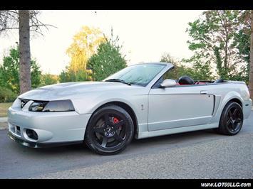 2003 Ford Mustang SVT Cobra 31K  10TH ANNIVERSARY Convertible