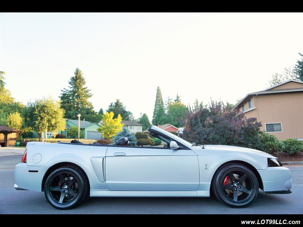2003 Ford Mustang SVT Cobra 31K  10TH ANNIVERSARY - Photo 36 - Milwaukie, OR 97267