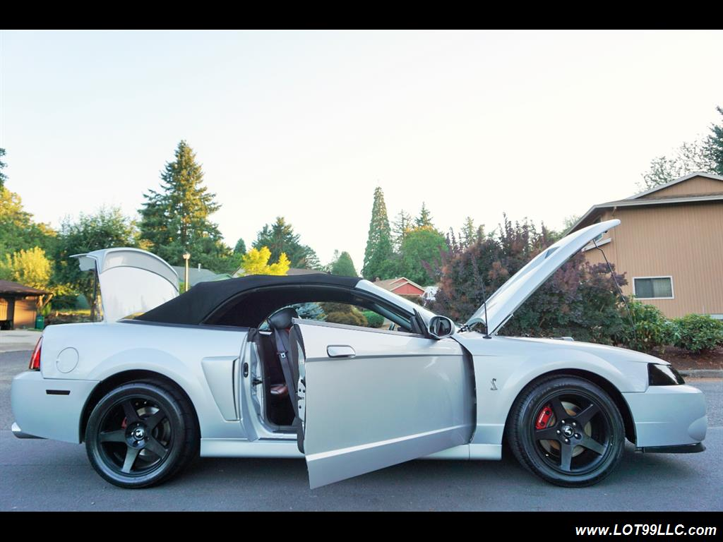 2003 Ford Mustang SVT Cobra 31K  10TH ANNIVERSARY - Photo 28 - Milwaukie, OR 97267