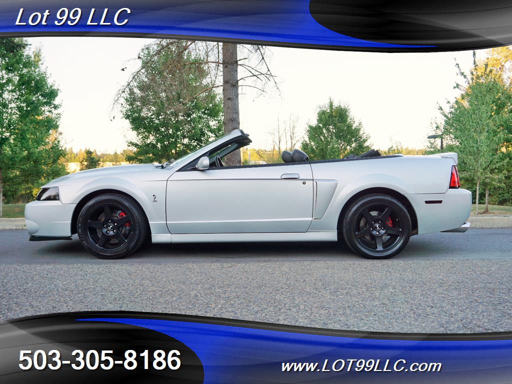 2003 Ford Mustang SVT Cobra 31K  10TH ANNIVERSARY - Photo 1 - Milwaukie, OR 97267