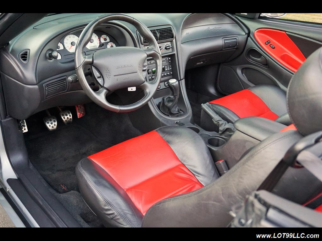 2003 Ford Mustang SVT Cobra 31K  10TH ANNIVERSARY - Photo 9 - Milwaukie, OR 97267