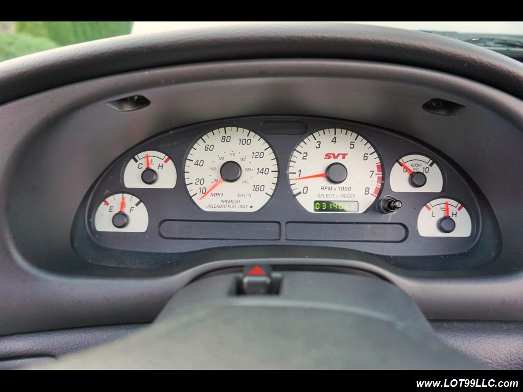 2003 Ford Mustang SVT Cobra 31K  10TH ANNIVERSARY - Photo 21 - Milwaukie, OR 97267