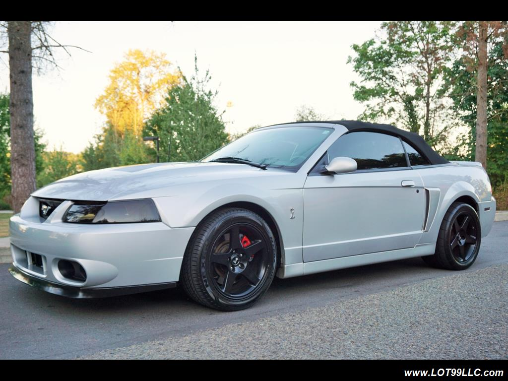 2003 Ford Mustang SVT Cobra 31K  10TH ANNIVERSARY - Photo 33 - Milwaukie, OR 97267