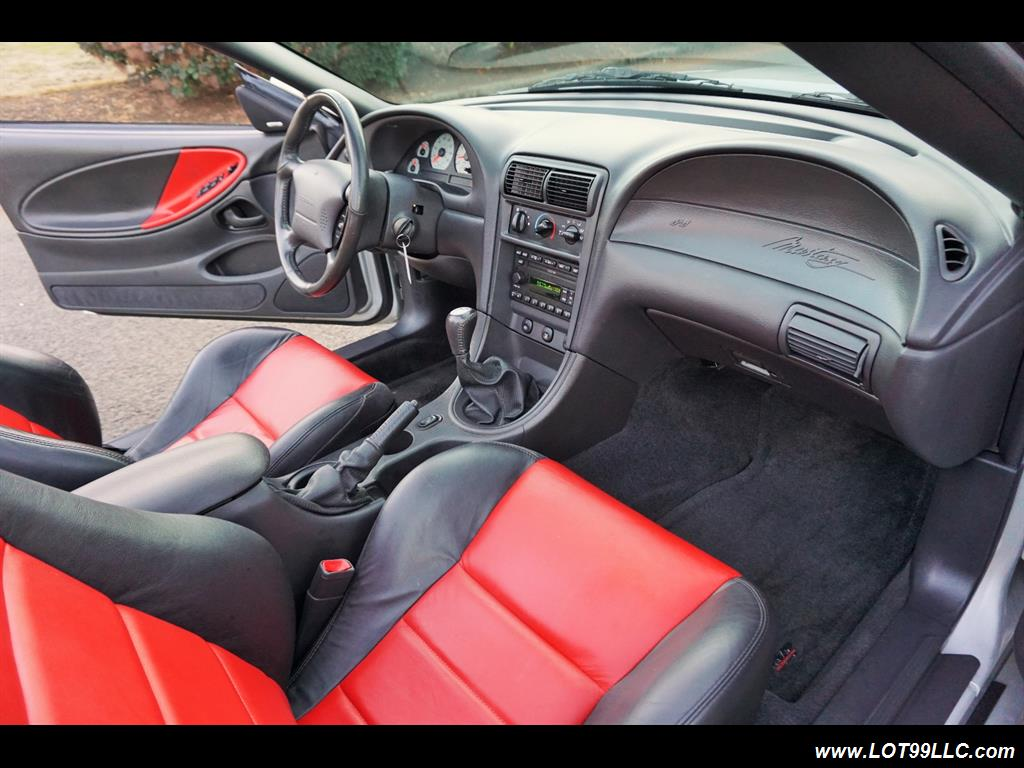 2003 Ford Mustang SVT Cobra 31K  10TH ANNIVERSARY - Photo 14 - Milwaukie, OR 97267