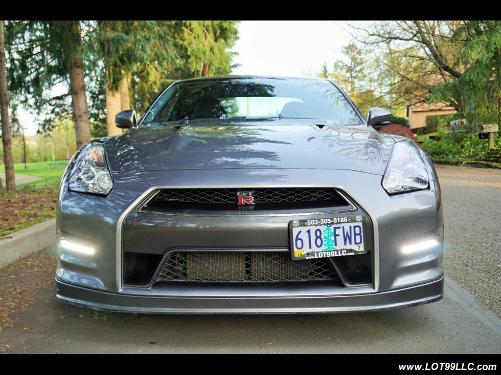 2013 Nissan GT-R Premium AWD 1 Owner Local Car. - Photo 3 - Milwaukie, OR 97267