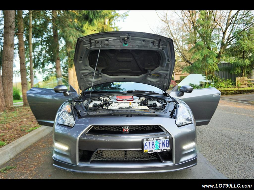 2013 Nissan GT-R Premium AWD 1 Owner Local Car. - Photo 26 - Milwaukie, OR 97267