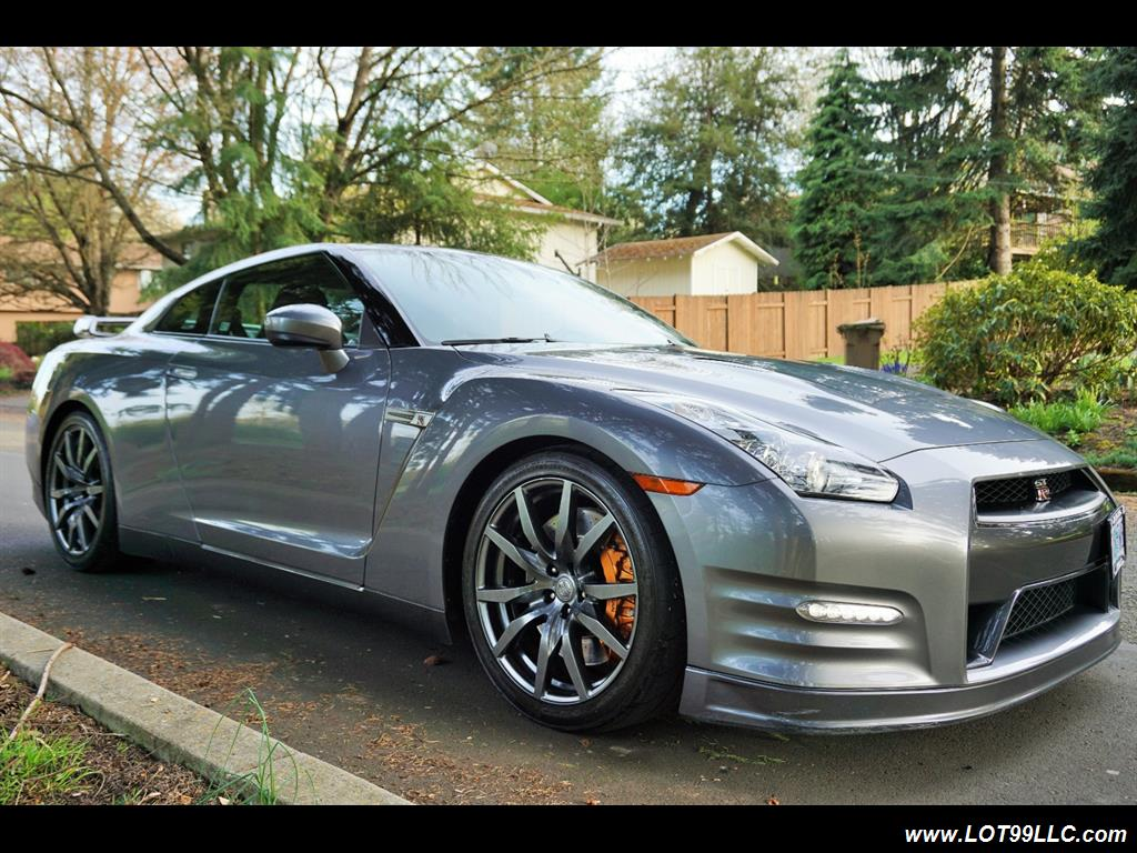 2013 Nissan GT-R Premium AWD 1 Owner Local Car. - Photo 4 - Milwaukie, OR 97267