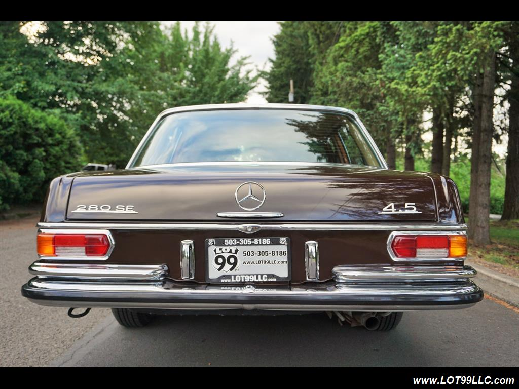 1972 Mercedes-Benz 280SE - Photo 7 - Milwaukie, OR 97267