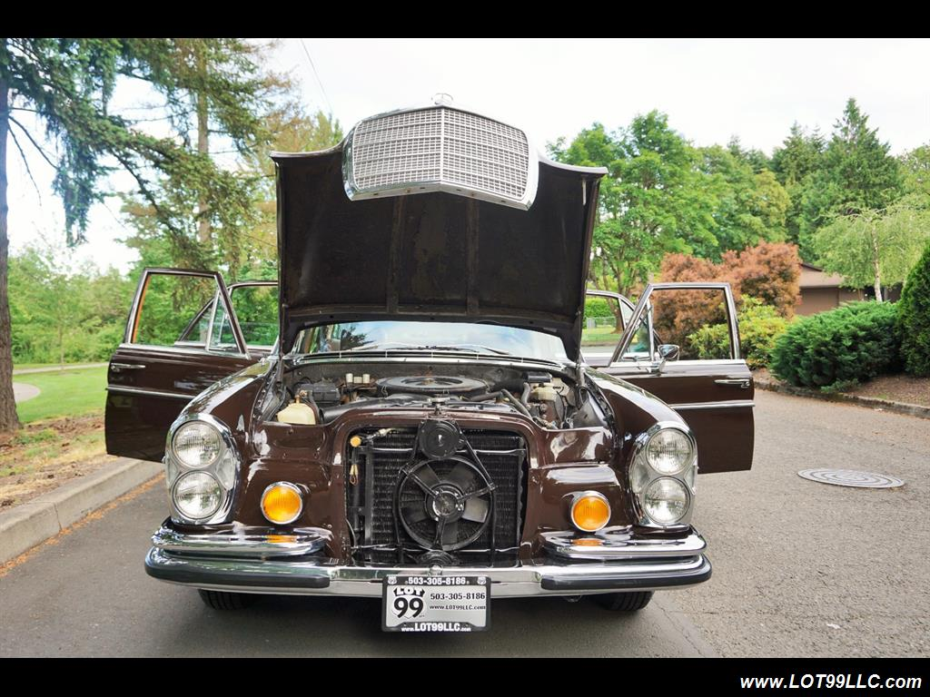 1972 Mercedes-Benz 280SE - Photo 45 - Milwaukie, OR 97267
