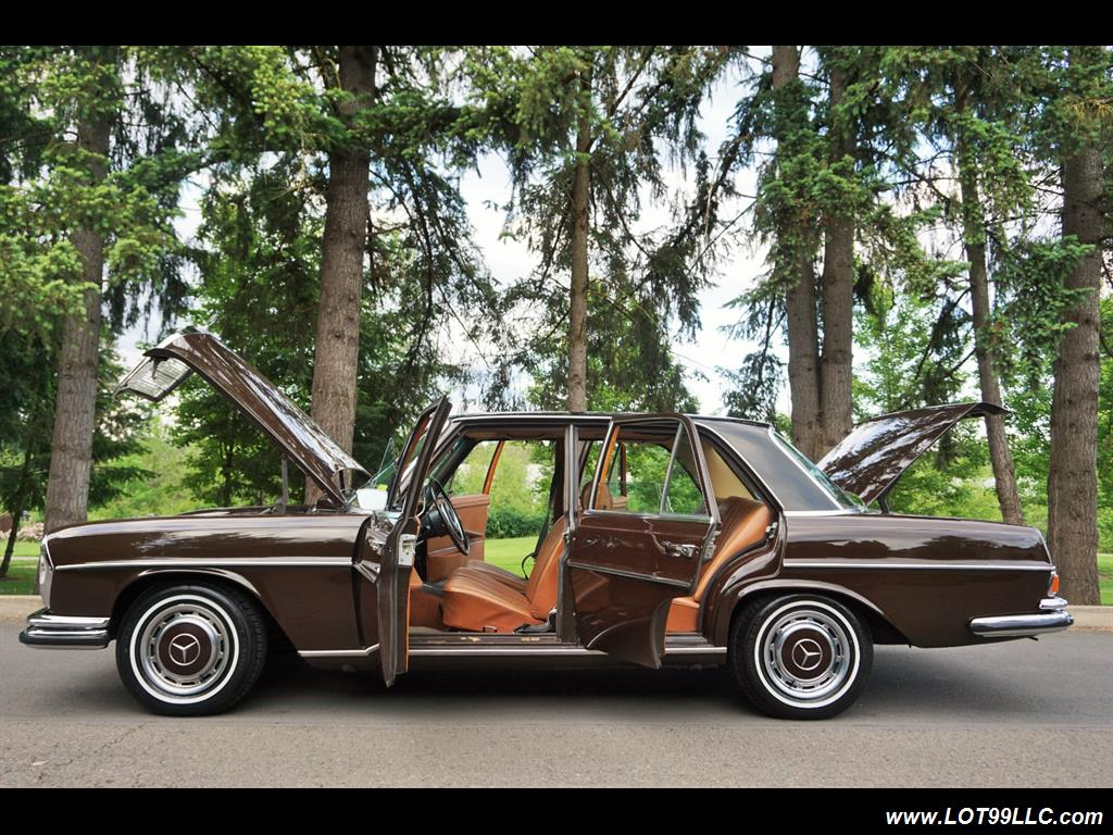 1972 Mercedes-Benz 280SE - Photo 44 - Milwaukie, OR 97267