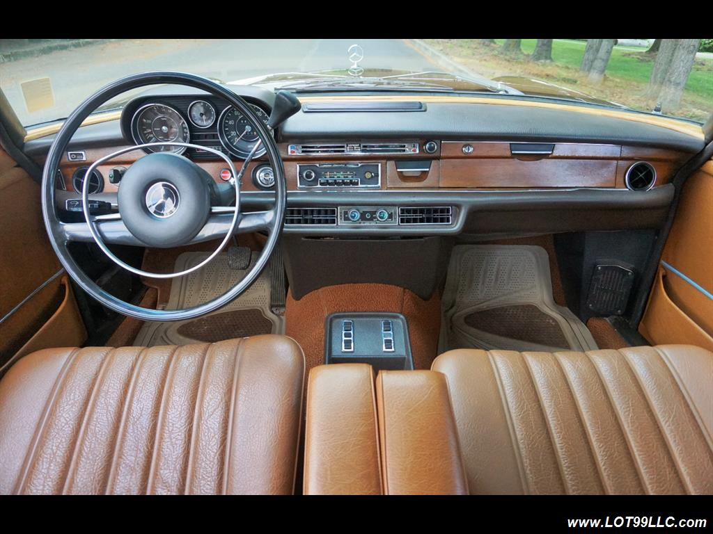 1972 Mercedes-Benz 280SE - Photo 9 - Milwaukie, OR 97267