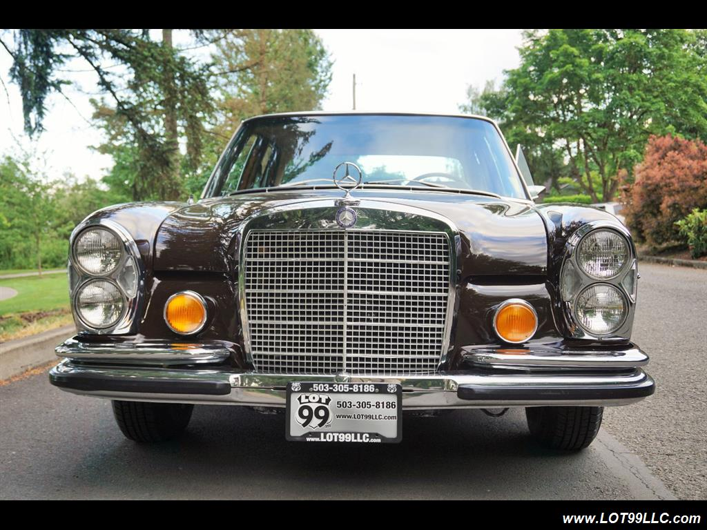 1972 Mercedes-Benz 280SE - Photo 3 - Milwaukie, OR 97267