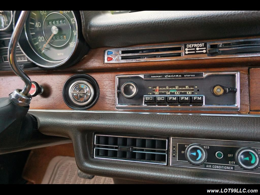 1972 Mercedes-Benz 280SE - Photo 15 - Milwaukie, OR 97267