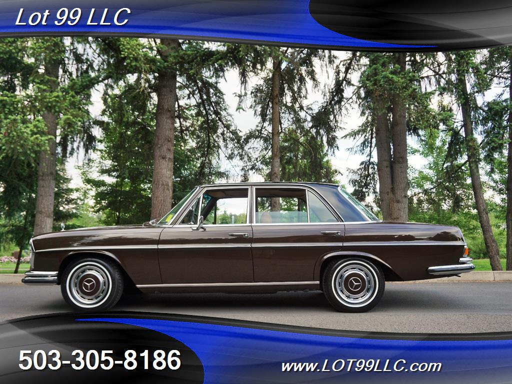 1972 Mercedes-Benz 280SE - Photo 1 - Milwaukie, OR 97267