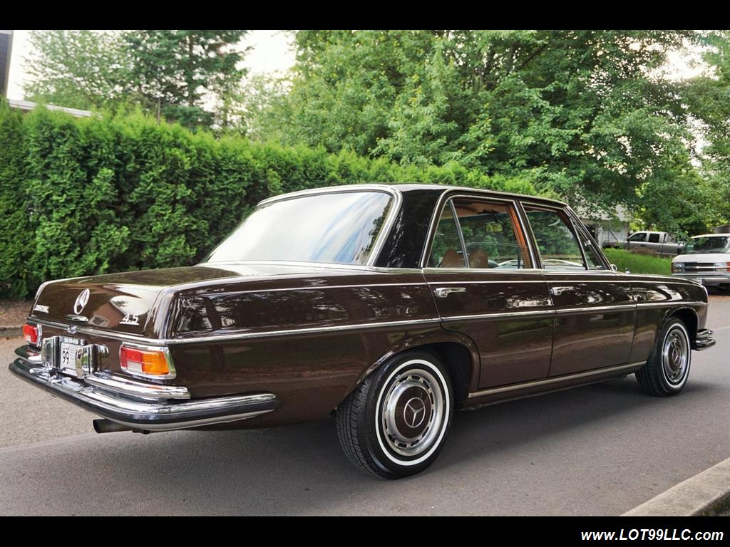 1972 Mercedes-Benz 280SE - Photo 6 - Milwaukie, OR 97267