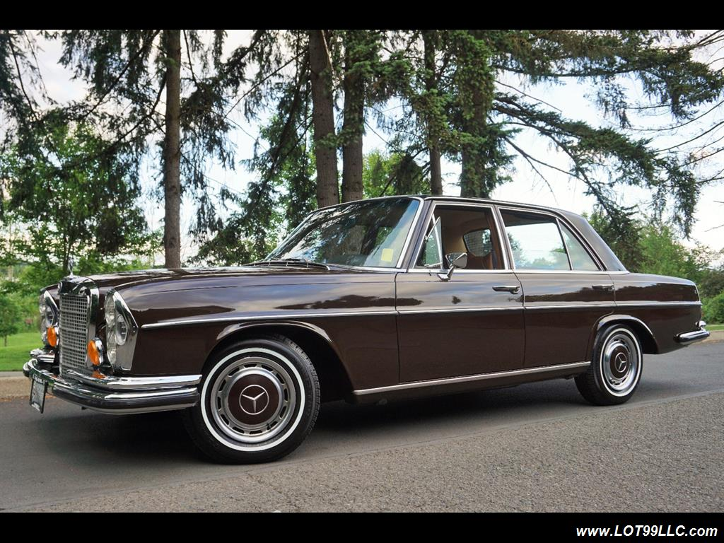 1972 Mercedes-Benz 280SE - Photo 2 - Milwaukie, OR 97267