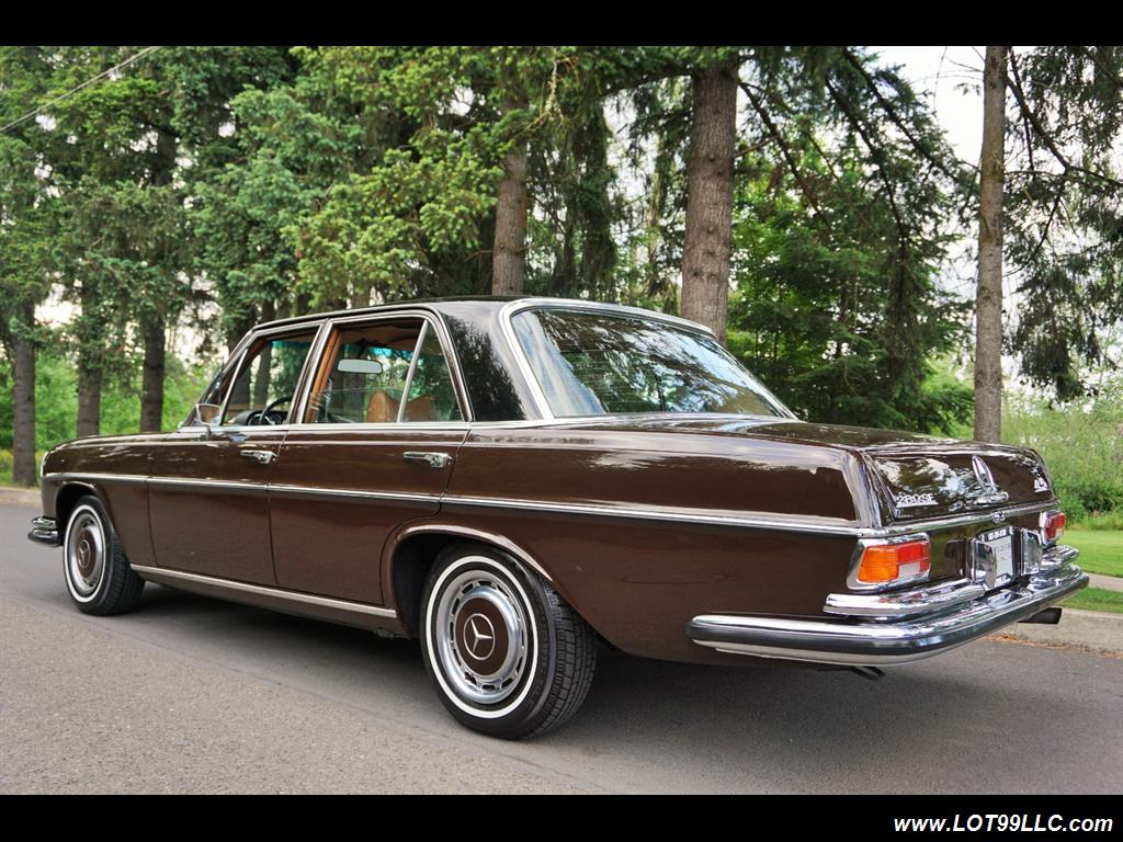 1972 Mercedes-Benz 280SE - Photo 8 - Milwaukie, OR 97267