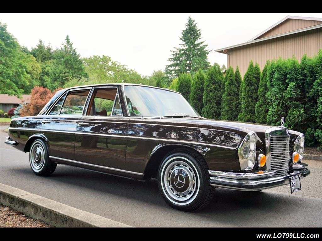 1972 Mercedes-Benz 280SE - Photo 4 - Milwaukie, OR 97267