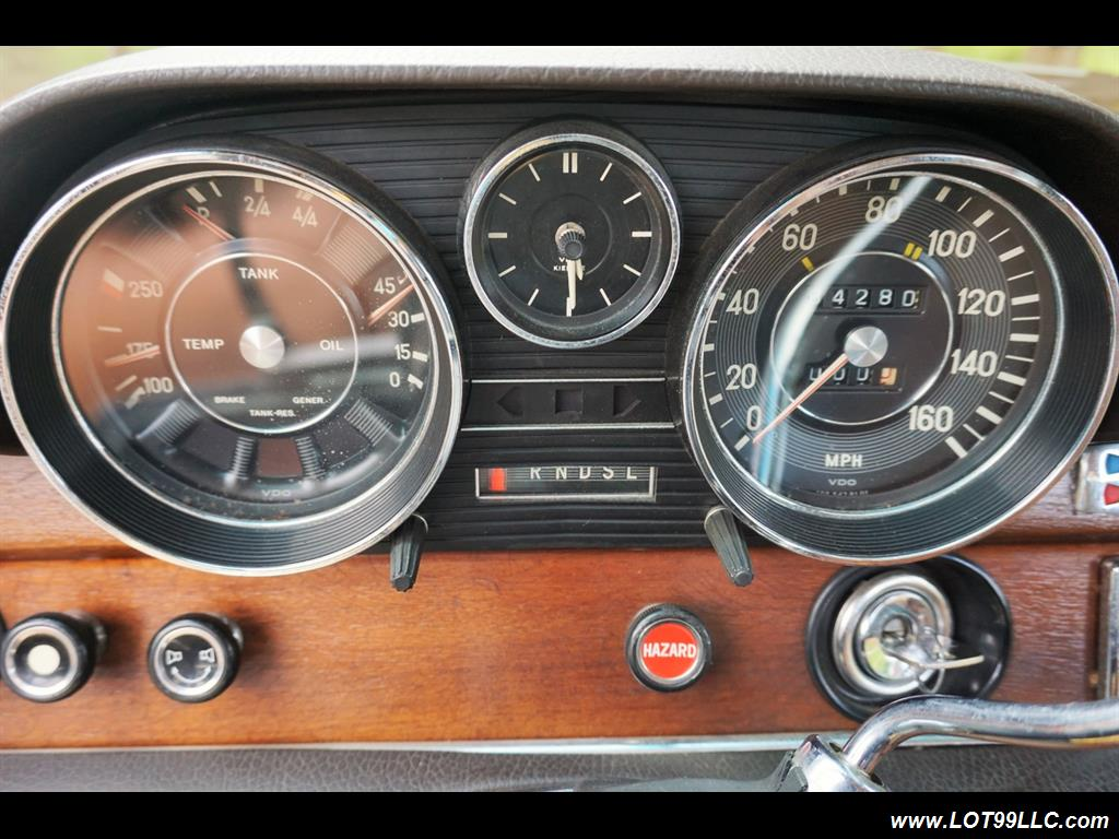 1972 Mercedes-Benz 280SE - Photo 13 - Milwaukie, OR 97267