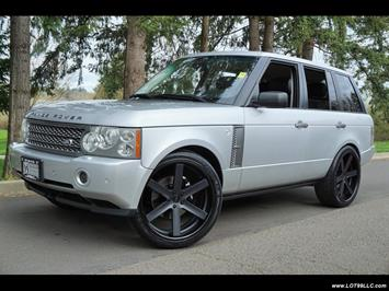 2006 Land Rover Range Rover Supercharged 24