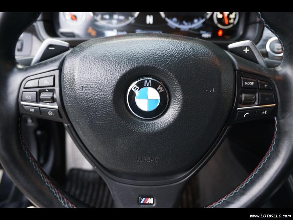 2013 BMW M5 560 HP Twin Turbo Black On Black Loaded. - Photo 25 - Milwaukie, OR 97267
