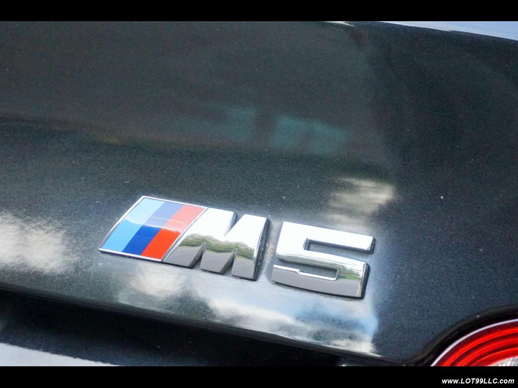 2013 BMW M5 560 HP Twin Turbo Black On Black Loaded. - Photo 37 - Milwaukie, OR 97267