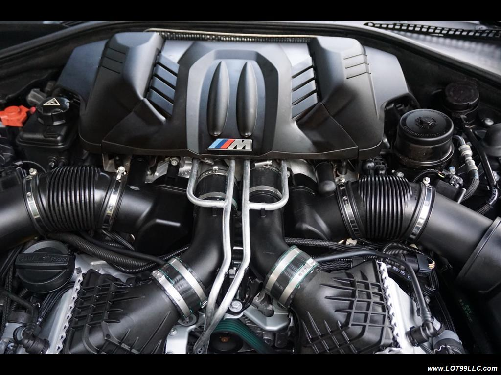2013 BMW M5 560 HP Twin Turbo Black On Black Loaded. - Photo 20 - Milwaukie, OR 97267