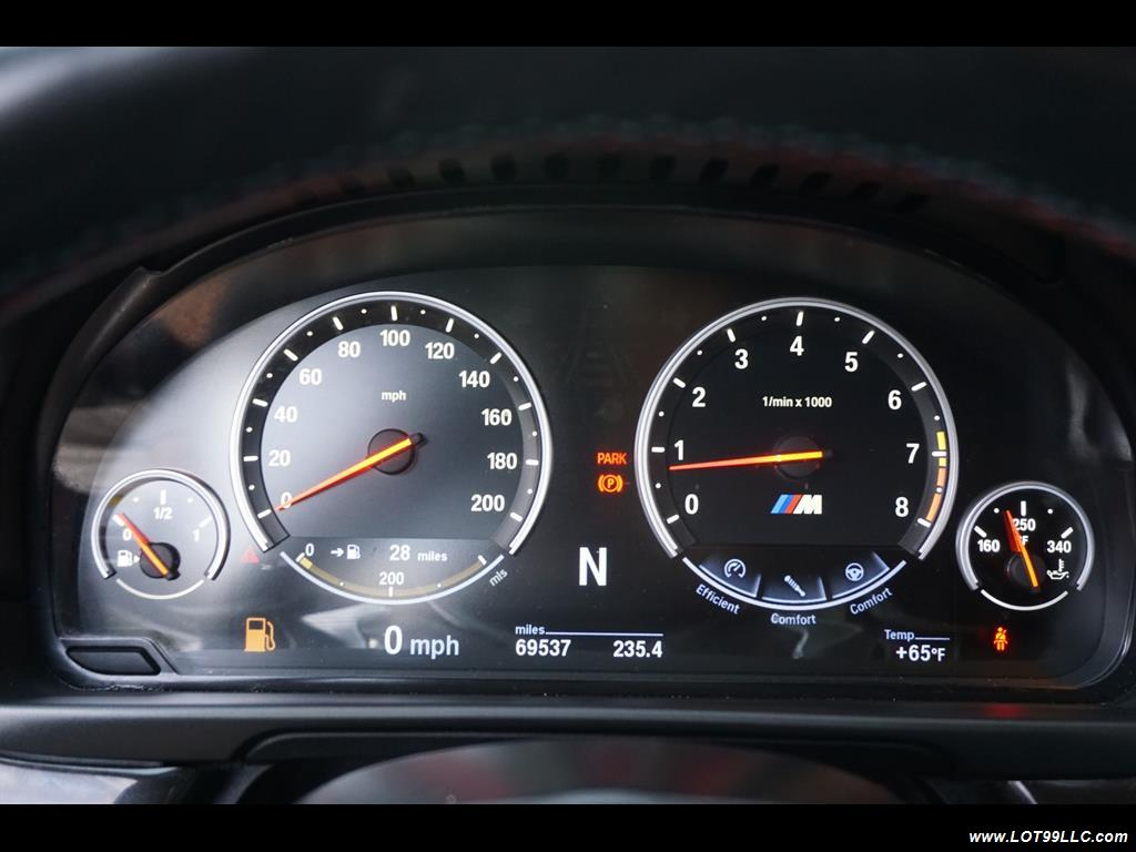 2013 BMW M5 560 HP Twin Turbo Black On Black Loaded. - Photo 21 - Milwaukie, OR 97267
