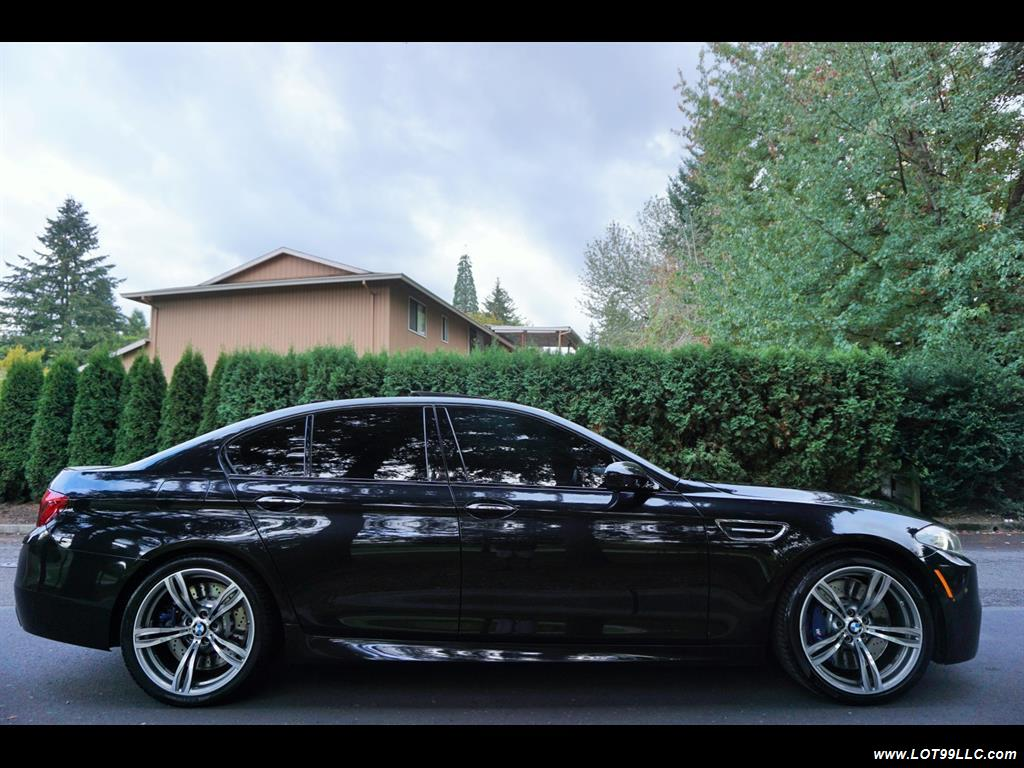 2013 BMW M5 560 HP Twin Turbo Black On Black Loaded. - Photo 5 - Milwaukie, OR 97267