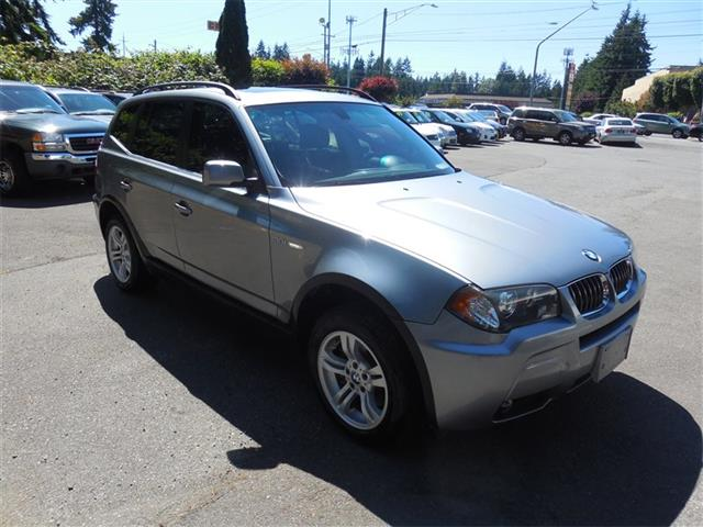 2006 BMW X3 3.0i - Photo 1 - Lynnwood, WA 98036