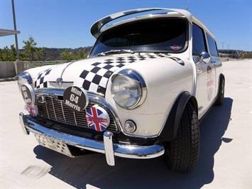 1964 Mini Classic Morris - Photo 8 - San Diego, CA 92126