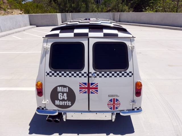 1964 Mini Classic Morris - Photo 6 - San Diego, CA 92126