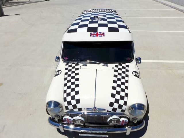 1964 Mini Classic Morris - Photo 28 - San Diego, CA 92126