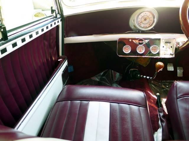 1964 Mini Classic Morris - Photo 15 - San Diego, CA 92126