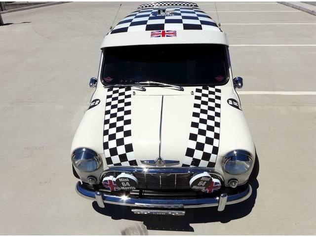 1964 Mini Classic Morris - Photo 3 - San Diego, CA 92126