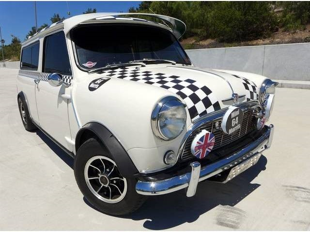 1964 Mini Classic Morris - Photo 11 - San Diego, CA 92126