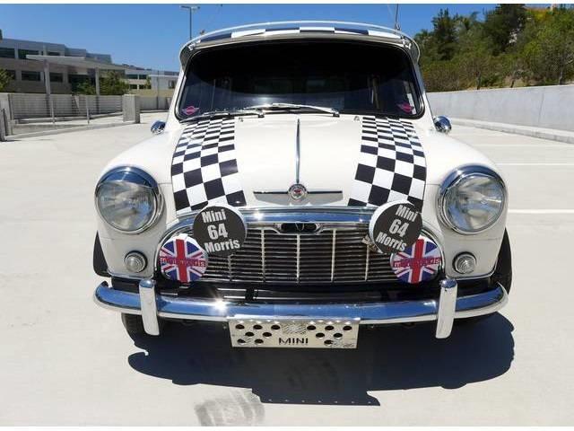 1964 Mini Classic Morris - Photo 2 - San Diego, CA 92126