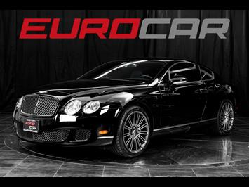 2009 Bentley Continental GT Speed Coupe