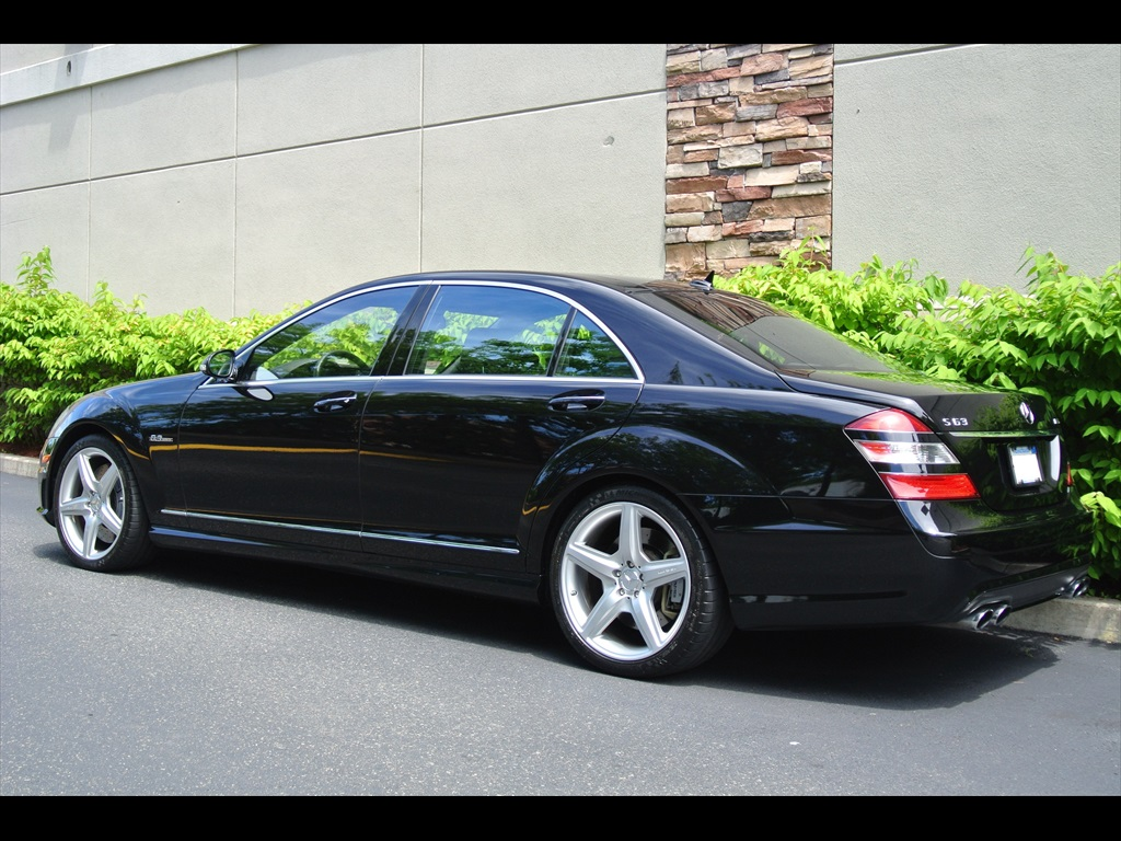 2008 mercedes benz s63 amg for 2008 mercedes benz amg