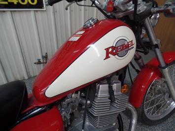 1996 Honda Rebel - Photo 7 - Kingman, KS 67068