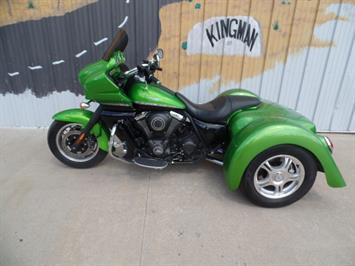 2012 Kawasaki Vulcan Vaquero Champion Trike