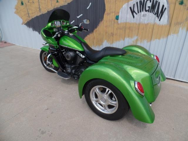 2012 Kawasaki Vulcan Vaquero Champion Trike - Photo 2 - Kingman, KS 67068